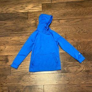 Boy Size 8-10 Blue Champion Hoodie